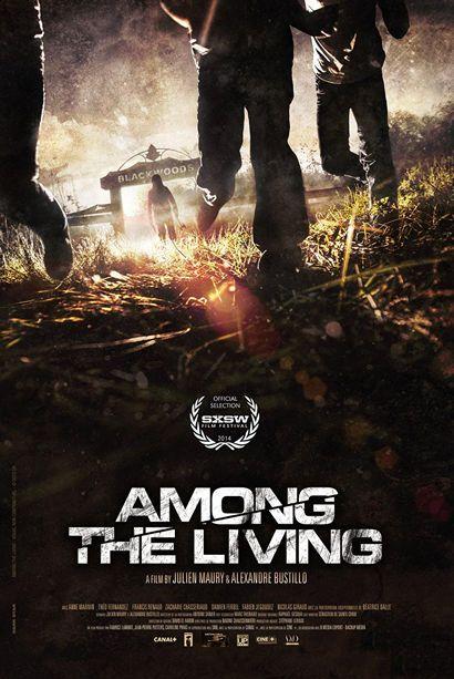 The Among Living 2014 pelicula de terror