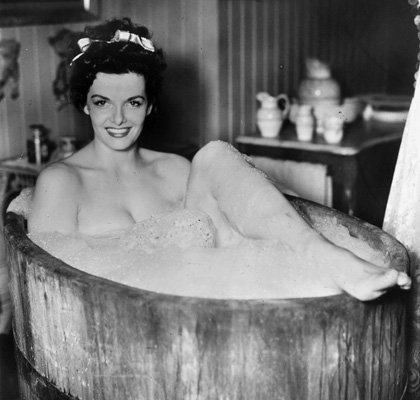 A Tribute to Jane Russell's Hotness