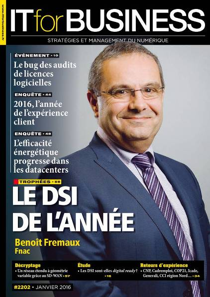IT for Business - Janvier 2016