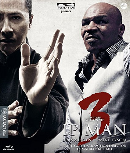 Ip Man 3: Blu-Ray
