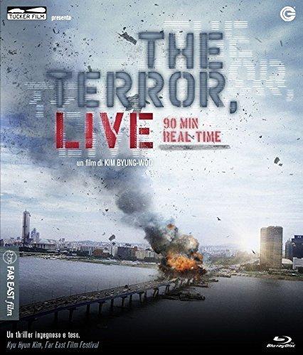 the terror live blu-ray