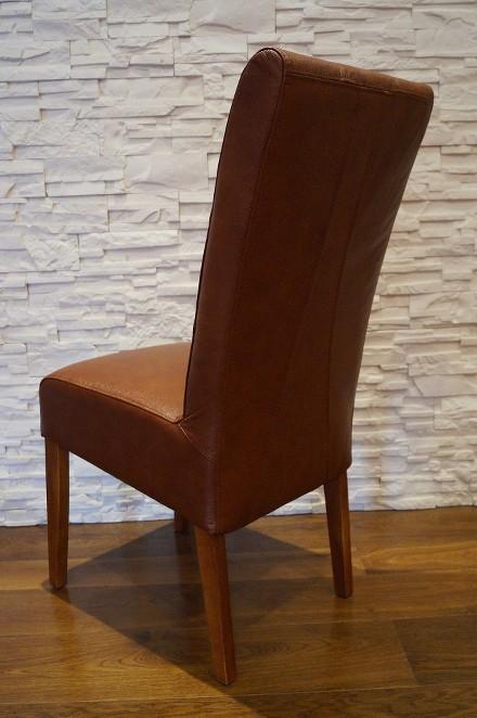 braun echtleder esszimmer st hle schnelle lieferung echt. Black Bedroom Furniture Sets. Home Design Ideas