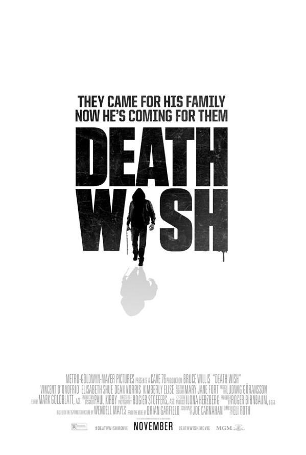 Death Wish Poster