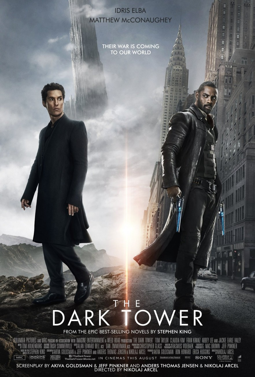 Ο μαύρος πύργος (The Dark Tower) Poster