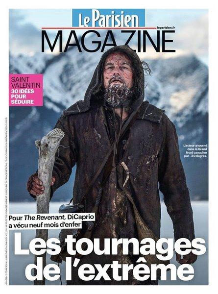 Parisien Magazine du vendredi 12 février 2016