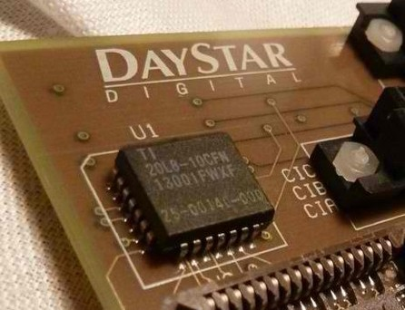 Cloning the Daystar PDS Adapters for the IIsi and SE/30