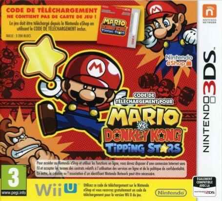 Mario vs. Donkey Kong : Tipping Stars [CIA]