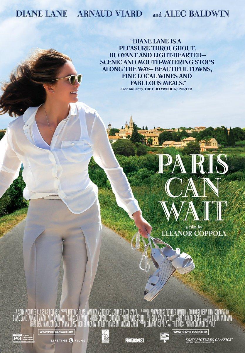Το Παρίσι Μπορεί να Περιμένει (Paris Can Wait) Poster