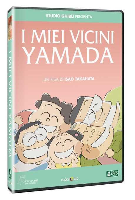 i miei vicini yamada dvd