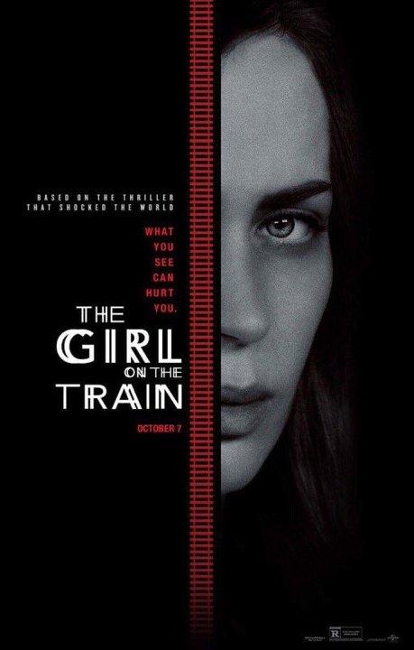 Το κορίτσι του τρένου (The Girl on the Train) Poster