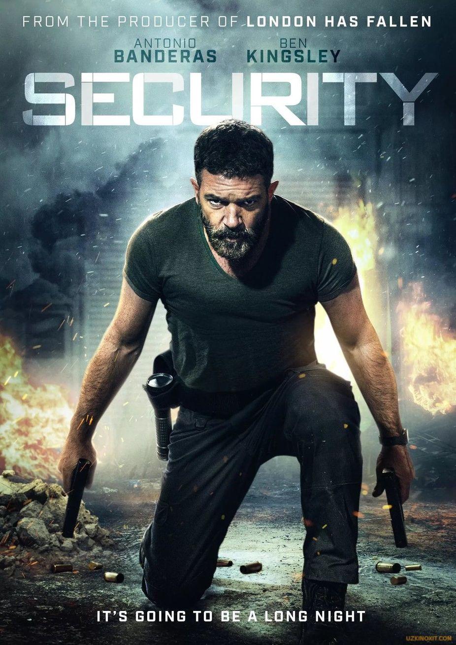 Σε απόσταση ασφαλείας (Security) Poster