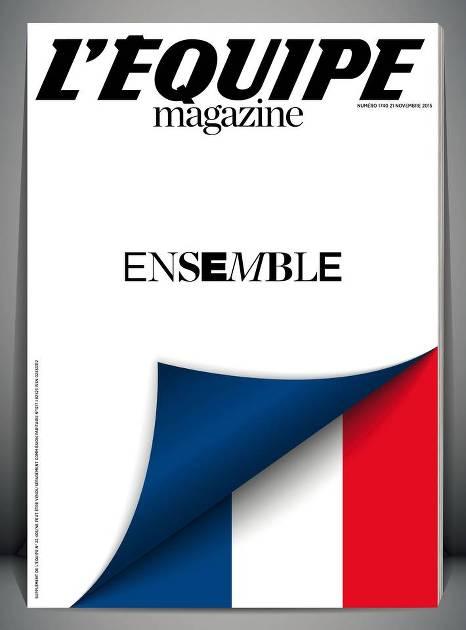 L'Equipe Magazine - 21 Novembre 2015
