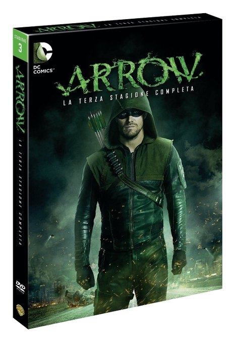 arrow stagione 3
