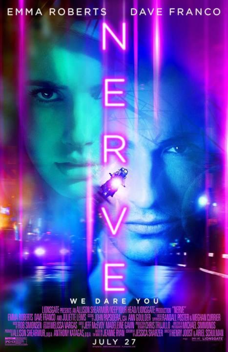 Θάρρος ή Αλήθεια (Nerve) Poster