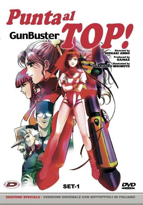 gunbuster die buster complete