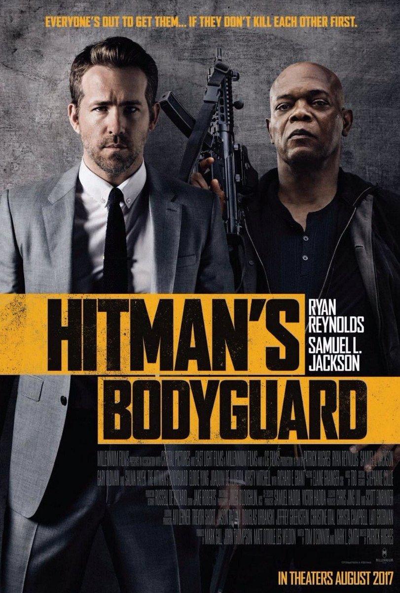 Ο σωματοφύλακας του εκτελεστή (The Hitman's Bodyguard) Poster