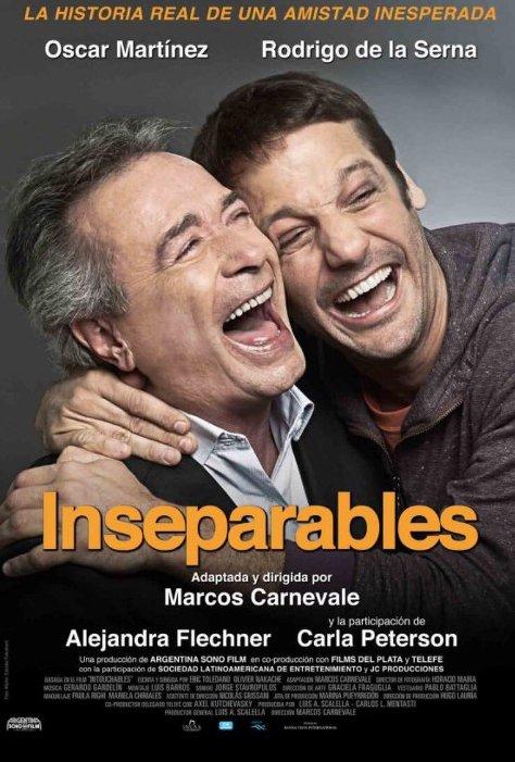 Λατίνοι και άθικτοι (Inseparables) Poster