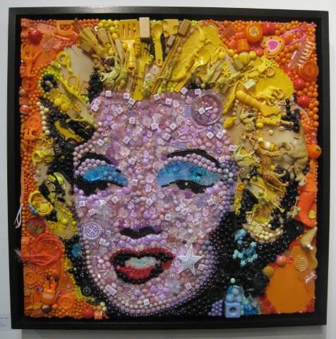 Diptyque Marilyn (Warhol) / Jane Perkins