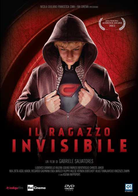 il ragazzo invisibile dvd