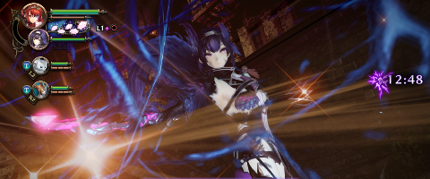 Nights of Azure 2: Bride of the New Moon - Story Trailer