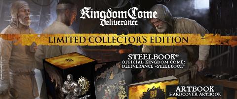 Kingdom Come: Deliverance Collector's Edition
