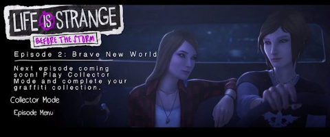 Life is Strange: Before the Storm Episodio 2