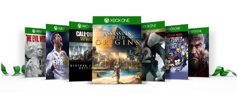 Xbox Black Friday 2017