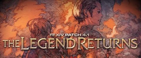 Final Fantasy XIV: Stormblood patch 4.1