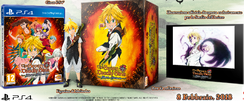 The Seven Deadly Sins: Wrath Collector's Edition