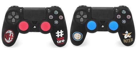 Cidiverte PS4 Controller Milan e Inter