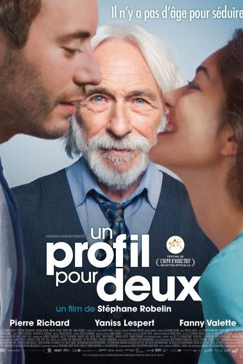 Ένα προφίλ για δύο (Un profil pour deux) Poster
