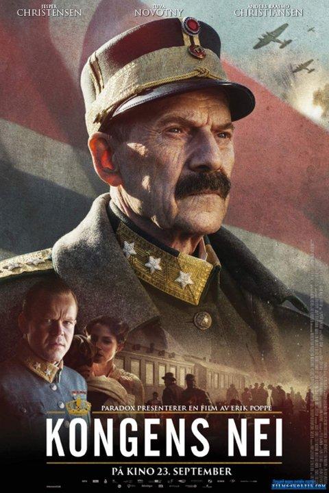Kongens nei Poster