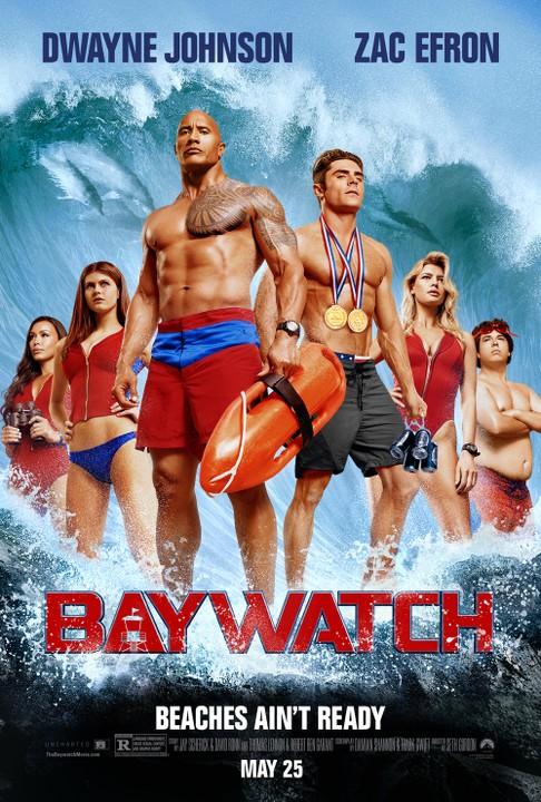 Baywatch Poster