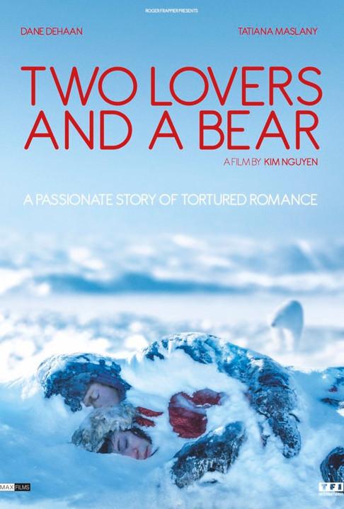 Δυο εραστές και μια αρκούδα Two Lovers and a Bear Poster