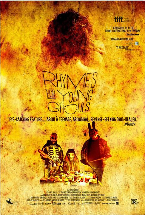 Ποιήματα για  νεαρά πνεύματα Rhymes for Young Ghouls Poster