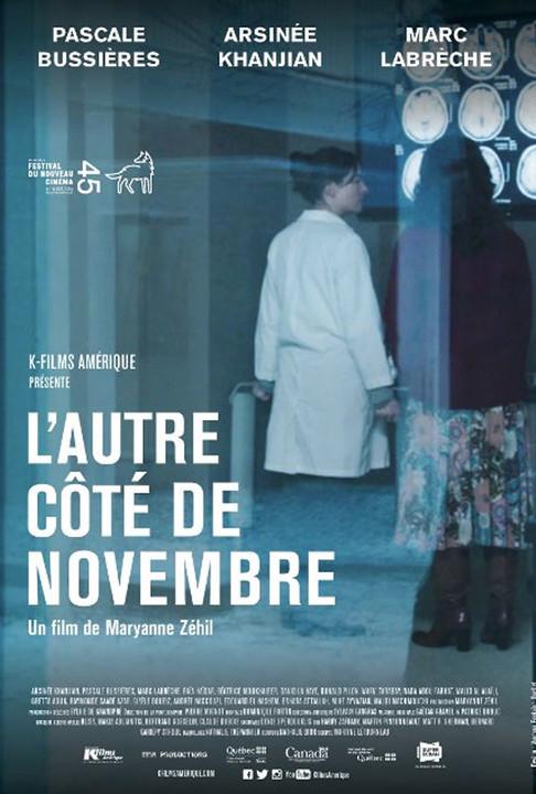 Η άλλη όψη του Νοεμβρίου L'autre côté de novembre Poster