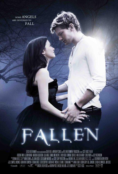 Άγγελοι (Fallen) Poster