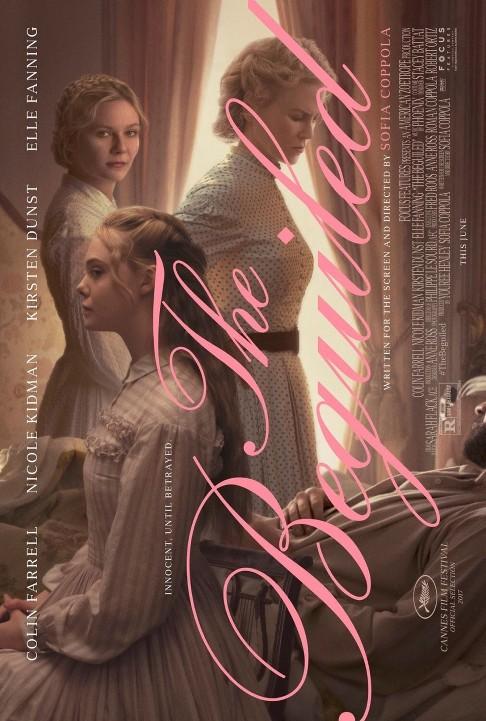 Η Αποπλάνηση (The Beguiled) Poster
