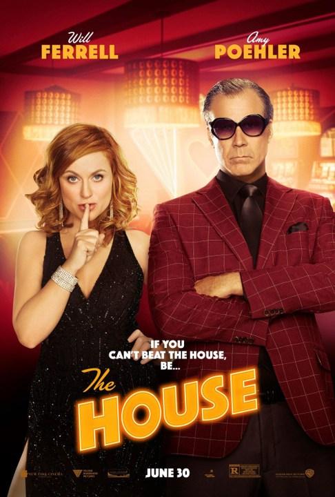 Επιχείρηση: Καζίνο (The House) Poster