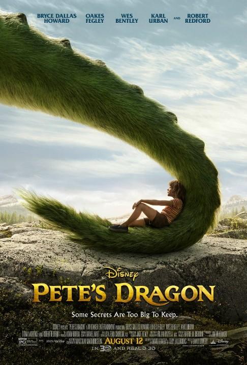 Ο Πιτ και ο Δράκος του (Pete's Dragon) Poster