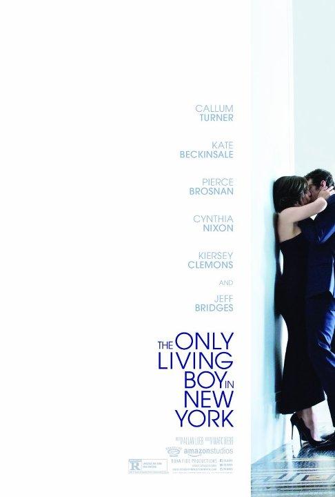 Το Μόνο Αγόρι στη Νέα Υόρκη (The Only Living Boy in New York) Poster
