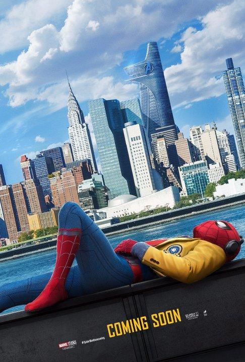 Spider-Man: Επιστροφή στον τόπο του (Spider-Man: Homecoming) Poster