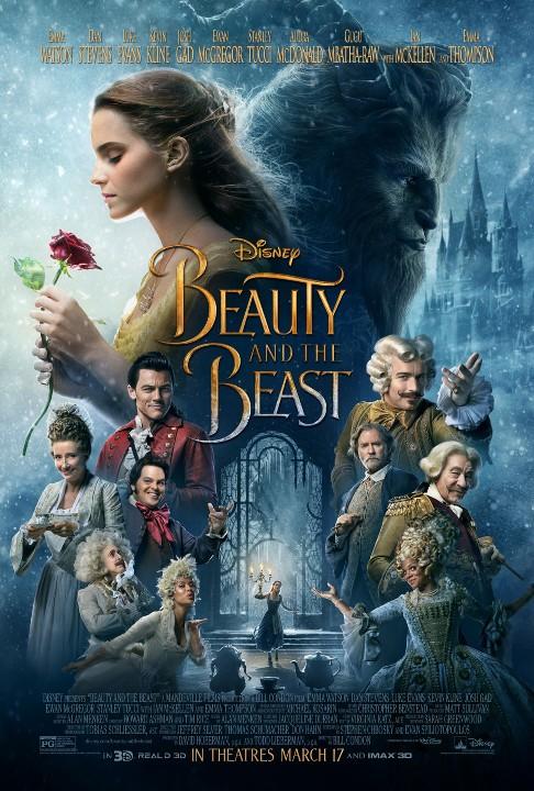 Η Πεντάμορφη Και Το Τέρας (Beauty And The Beast) Poster