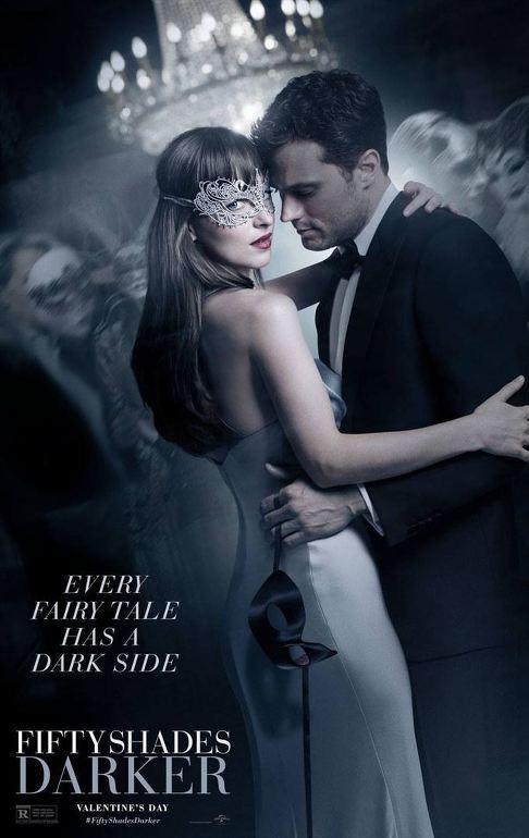 Πενήντα Πιο Σκοτεινές Αποχρώσεις Του Γκρι (Fifty Shades Darker) Poster
