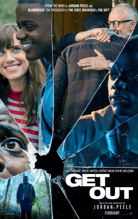 Τρέξε! (Get Out) Poster