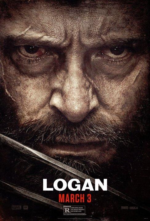 Λόγκαν (Logan) Poster