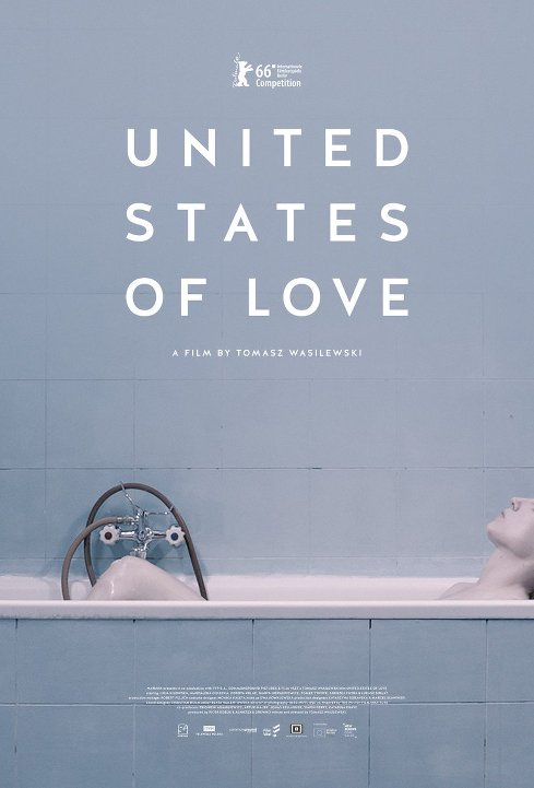 Ηνωμένες πολιτείες της αγάπης (Zjednoczone stany milosci) Poster