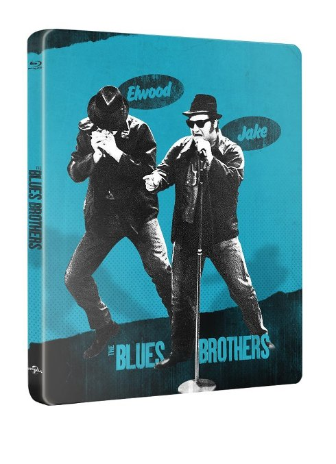 blues brothers steelbook