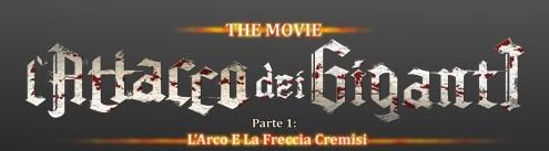 attacco dei giganti film logo
