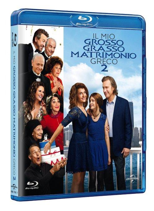 Il Mio Grosso Grasso Matrimonio Greco 2: Blu-Ray